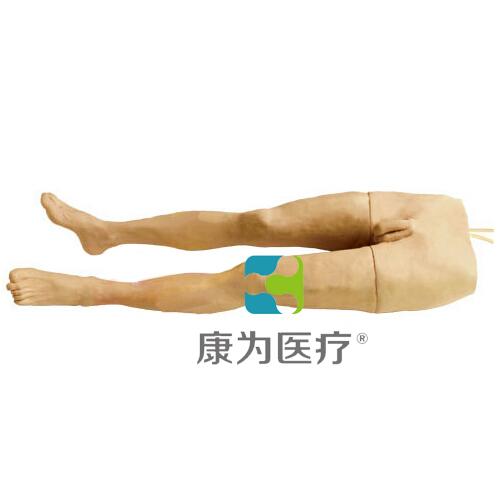 """""""康为医疗""""大隐静脉通液训练模型,大隐静脉切开置管训练模型,大隐静脉通液操作模"""
