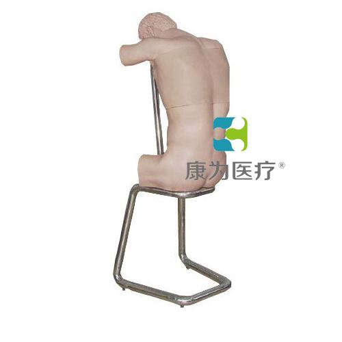 """""""康为医疗""""高仿真背部(胸部)穿刺训练模型(临床四大医学穿刺模型)"""
