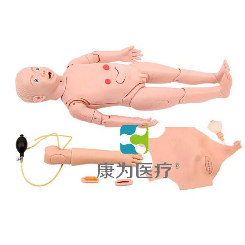 """""""康为医疗""""高级儿童护理训练标准化模拟病人"""