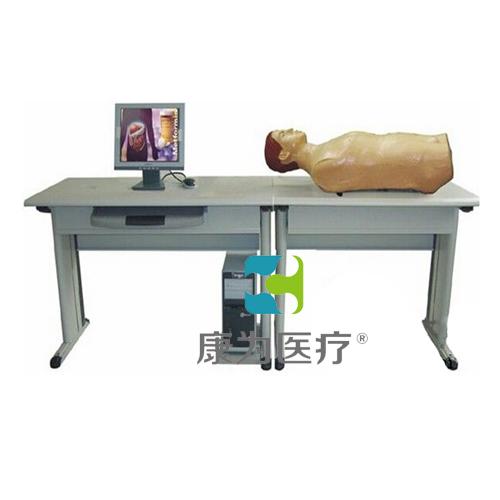 """""""康为医疗""""智能化腹部检查教学系统(教师主控机)"""
