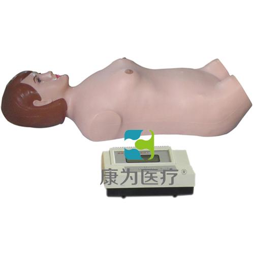 """""""康为医疗""""多功能全自动腹部触诊听诊标准化模拟病人(单机版)"""