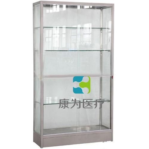 """""""康为医疗""""不锈钢标本陈列展示柜(医院、医学院2017中标产品)"""