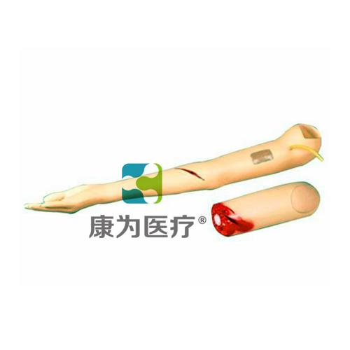 """""""康为医疗""""控制出血手臂模型"""