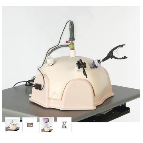 德国3B Scientific®T12 软质腹腔镜手术训练装置,不包含显示器240V