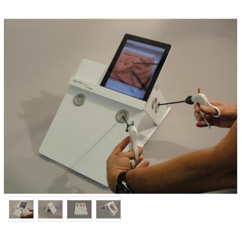 德国3B Scientific®具有端口的腹腔镜训练装置