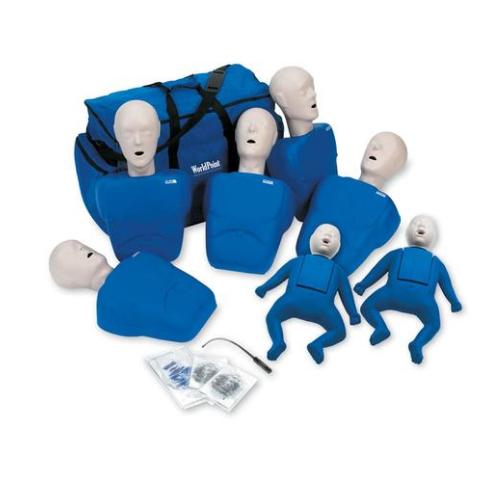 德国3B Scientific®TPAK 700 CPR Prompt®,7件装