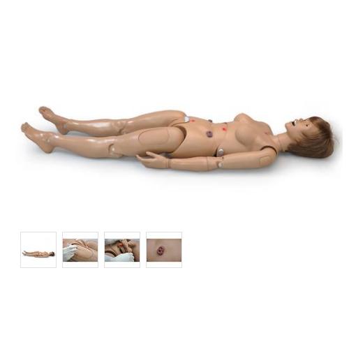 德国3B Scientific®Susie Simon 病患者护理模拟装置