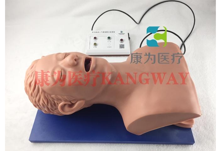 """""""康为医疗""""多功能电子气管插管训练模型(2017款新型)"""