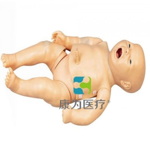 """""""康为医疗""""高级婴儿鼻胃插管训练标准化模拟病人"""