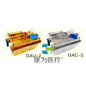"""""""康为医疗""""小鼠笼盒(外置式水瓶)KDF/GAU-2"""