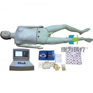 """""""康为医疗""""高级多功能护理急救训练标准化模拟病人(心肺复苏、导尿功能)"""