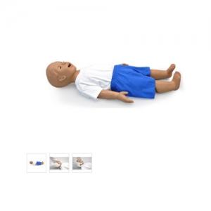 德国3B Scientific®1岁幼儿CPR练习和创伤治疗模拟模型(1岁)