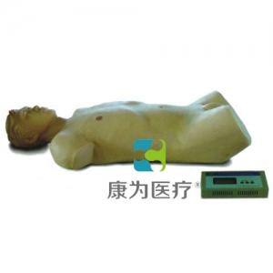 """""""康为医疗""""腹部触诊仿真电子标准化病人,胸腹部触诊模拟训练模型"""
