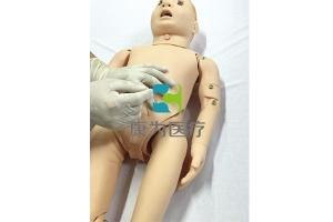 """""""康为医疗""""儿童腹腔穿刺训练模型""""康为医疗""""高级小儿腹腔穿刺训练模型,儿童腹腔穿刺训练模型"""
